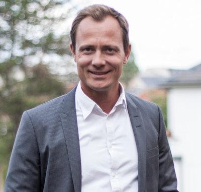 Christian Vintergaard, direktør i Teknologipagten. Foto: Teknologipagten.